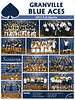 Official Game Program - Friday, October 4, 2013 - Watkins Memorial Warriors at Granville, Blue Aces - Homecoming