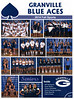 Official Game Program - Cambridge High School Bobcats at Granville High School Blue Aces - Senior Night - Friday, September 12, 2014