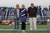 Senior Night - Cambridge High School Bobcats at Granville High School Blue Aces - Friday, September 12, 2014