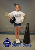 Granville High School Blue Aces Annual Youth Cheer Camp, GO ACES! - Monday, September 8, 2014
