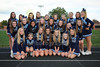 2014 Granville Middle School 7th and 8th Grade Football Cheerleaders