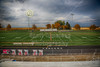 Lakewood Lancer Stadium located in Hebron, Ohio - Granville High School Blue Aces at Lakewood High School Lancers - Friday, October 17, 2014