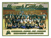 Official Game Prorgam - Granville High School Blue Aces at Newark Catholic High School Green Wave - Friday, October 24, 2014