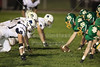 4th Quarter - Granville High School Blue Aces at Newark Catholic High School Green Wave - Friday, October 24, 2014