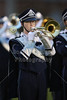 The Pride of Granville, the Blue Ace Marching Band - Licking Heights High School Hornets at Granville High School Blue Aces - Friday, October 10, 2014