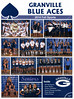 Official Game Program - Thursday Night Lights - Licking Valley High School Panthers at Granville High School Blue Aces - Thursday, October 30, 2014