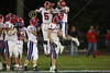 Final - Thursday Night Lights - Licking Valley High School Panthers at Granville High School Blue Aces - Thursday, October 30, 2014
