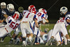 4th Quarter - Thursday Night Lights - Licking Valley High School Panthers at Granville High School Blue Aces - Thursday, October 30, 2014