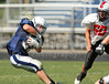 The second scrimmage of the preseason was held at Granville High School and was versus the Crooksville Ceremics - Saturday, August 16, 2014