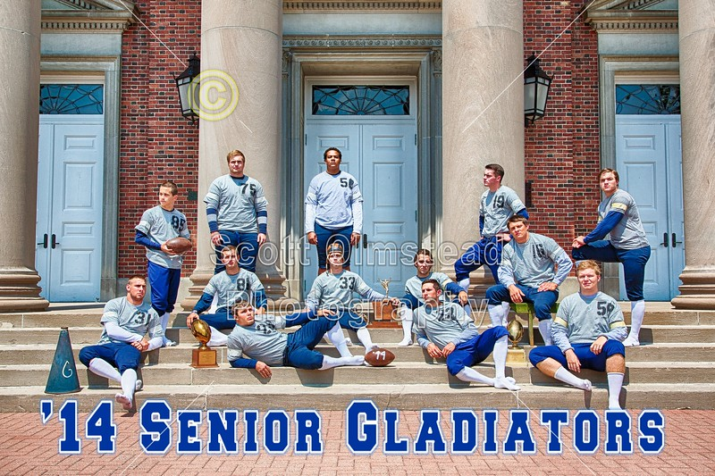 Introducing the Senior Class of the 2014 Granville Blue Aces from Granville, Ohio (Friday, July 30, 2014)