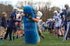 Granville High School Blue Aces Football Team Senior Tackle - Wednesday, October 29, 2014