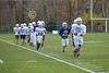 Granville High School Blue Aces Football Team Senior Tackle - Wednesday, October 29, 2014