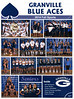 Official Game Program - Marion River Valley Vikings at Granville Blue Aces - Friday, August 29, 2014