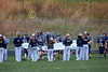 The Blue Aces Take the Field - Middle School 7th Grade Football - Licking Valley Panthers at Granville Blue Aces - Tuesday, October 21, 2014