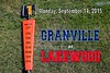 Freshmen Football - Granville High School Blue Aces at Lakewood High School Lancers - Monday, September 14, 2015