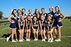 Granville High School Cheerleaders - Freshmen Football - Granville High School Blue Aces at Lakewood High School Lancers - Monday, September 14, 2015
