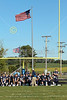 Pregame - Freshmen Football - Granville High School Blue Aces at Lakewood High School Lancers - Monday, September 14, 2015