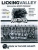 Official Gameday Program - Granville High School Blue Aces at Licking Valley High School Panthers - Friday, October 9, 2015