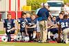 Pregame Pep Talk - Junior Varsity - Granville High School Blue Aces at Sheridan High School Generals - Saturday, August 29, 215