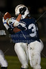 4th Quarter - Lakewood High School Lancers at Granville High School Blue Aces - Friday, October 30, 2015