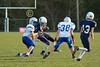 1st Quarter - Olentangy Liberty High School Pioneers at Granville High School Blue Aces - Freshmen and Sophomore Team - Thursday, October 15, 2015