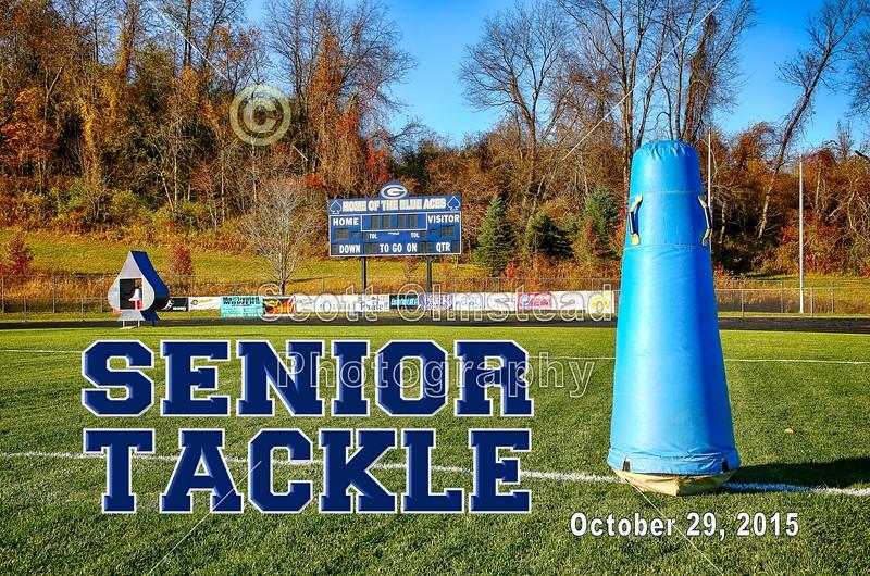 Senior Tackle - Thursday, October 29, 2015