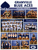 Official Game Day Program - Sheridan High School Generals at Granville High School Blue Aces - Friday, October 28, 2015