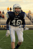 Pregame Warm-Ups - Watkins Memorial High School Warriors at Granville High School Blue Aces - Friday, October 16, 2015
