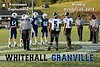 Whitehall Yearling High School Rams at Granville High School Blue Aces - Freshmen & Sophomore Team - Monday, October 19, 2015