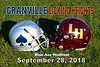 Licking Heights High School Hornets at Granville High School Blue Aces - Friday, September 28, 2018