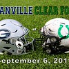 Granville High School Blue Aces at Clear Fork High School Colts - Hall of Fame Night - Friday, September 6, 2019