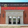 Frank H. Chambers Stadium is Located in Johnstown, Ohio, and a Gift from the Tech Rubber Company.  It is Home to the Johnstown Johnnies - Granville High School Blue Aces at Johnstown High School Johnnies - Friday, September 20, 2019