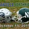 Granville High School Blue Aces at Northridge High School Vikings - Friday, October 11, 2019