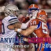 Granville High School Blue Aces at Licking Valley High School Panthers - Friday, September 11, 2020