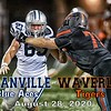 Granville High School Blue Aces at Waverly High School Tigers - Friday, August 28, 2020