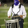 Halftime - Johnstown High School Johnnies at Granville High School Blue Aces - The 106th Meeting in The Battle for The Jug - Friday, September 25, 2020