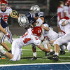 3rd Quarter - Johnstown High School Johnnies at Granville High School Blue Aces - The 106th Meeting in The Battle for The Jug - Friday, September 25, 2020