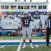 Team Captains and the Coin Toss - Johnstown High School Johnnies at Granville High School Blue Aces - The 106th Meeting in The Battle for The Jug - Friday, September 25, 2020