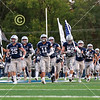 The Blue Aces Take the Field - Licking Heights High School Hornets at Granville High School Blue Aces - Homecoming - Friday, October 2, 2020