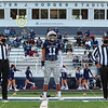 Team Captains and the Coin Toss - Licking Heights High School Hornets at Granville High School Blue Aces - Homecoming - Friday, October 2, 2020