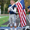The National Anthem - Licking Heights High School Hornets at Granville High School Blue Aces - Homecoming - Friday, October 2, 2020