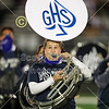 Halftime - Licking Heights High School Hornets at Granville High School Blue Aces - Homecoming - Friday, October 2, 2020
