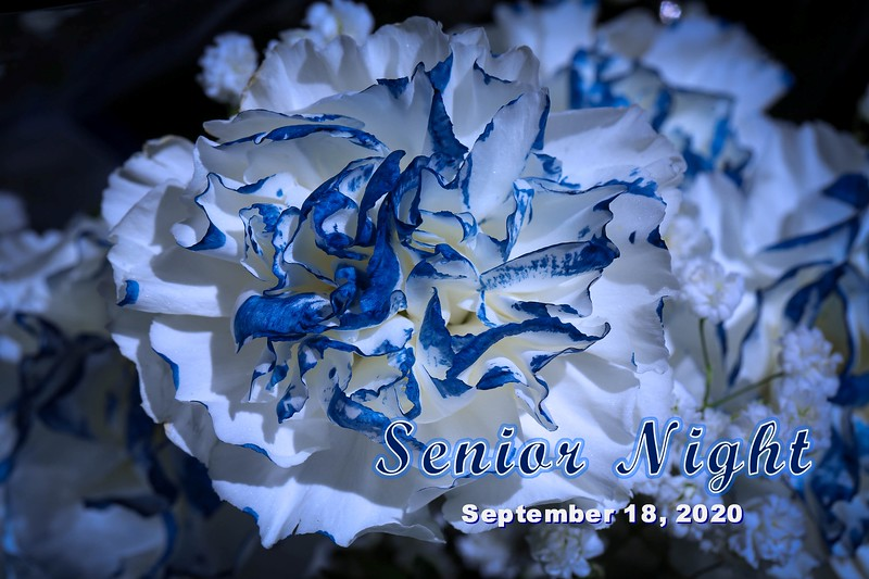 Senior Night at Granville High School, Home of the Blue Aces - Watkins Memorial High School Warriors at Granville High School Blue Aces - Friday, September 18, 2020