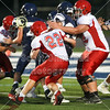 4th Quarter - 8th Grade Football - Johnstown Middle School Johnnies at Granville Middle School Blue Aces - Wednesday, September 9, 2020