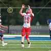 2nd Quarter - 8th Grade Football - Johnstown Middle School Johnnies at Granville Middle School Blue Aces - Wednesday, September 9, 2020