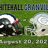 Whitehall High School Rams at Granville High School Blue Aces - Friday, August 20, 2021