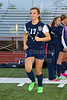 Team Introductions - Granville High School Blue Aces at Johnstown High School Johnnies - Thursday, October 1, 2015