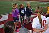 Team Captains - Granville High School Blue Aces at Johnstown High School Johnnies - Thursday, October 1, 2015