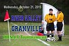 OHSAA State Tournament - Marion River Valley High School Vikings at Granville High School Blue Aces - Wednesday, October 21, 2015