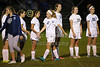 Team Introductions - OHSAA State Tournament - Marion River Valley High School Vikings at Granville High School Blue Aces - Wednesday, October 21, 2015